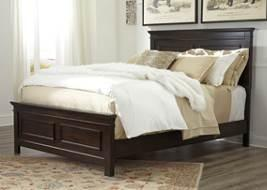 full beds also available (see youth section) Beds available: Queen Bed (54/57/96) Queen HB (57/B100-31) B510 Alexee (Ashley HS Exclusive) New traditions group made with Mindi veneers and hardwood