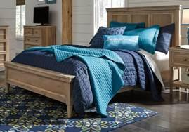 wrapped with metal center guides and French dovetailing Night stand features pull-out drink tray Beds available: King Panel Bed (82/97) Cal King Panel Bed (82/94) Queen Panel Bed (81/96) B512