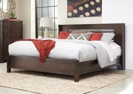 finish Youth beds also available in this group (see youth section) Beds available: Queen Bed (81/96) B575 Molanna (Ashley HS Exclusive) Metro modern design made with