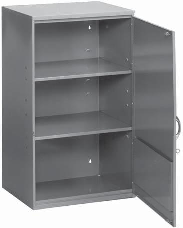 12014 cabinet features double doors with lock and two keys (ignition cabinet.) Part No.