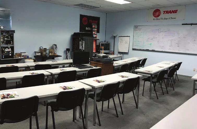 Specialty A/C Products regularly hosts training classes and events for dealers! One-on-one training sessions are available upon special request.