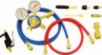 Tools, Meters, Pumps & Accessories 35 Brazing Tools KIT08348 KIT15563 SHD0069 TOLO3720 KIT08348 0386-0335 AIR/ACETYLENE TORCH KIT