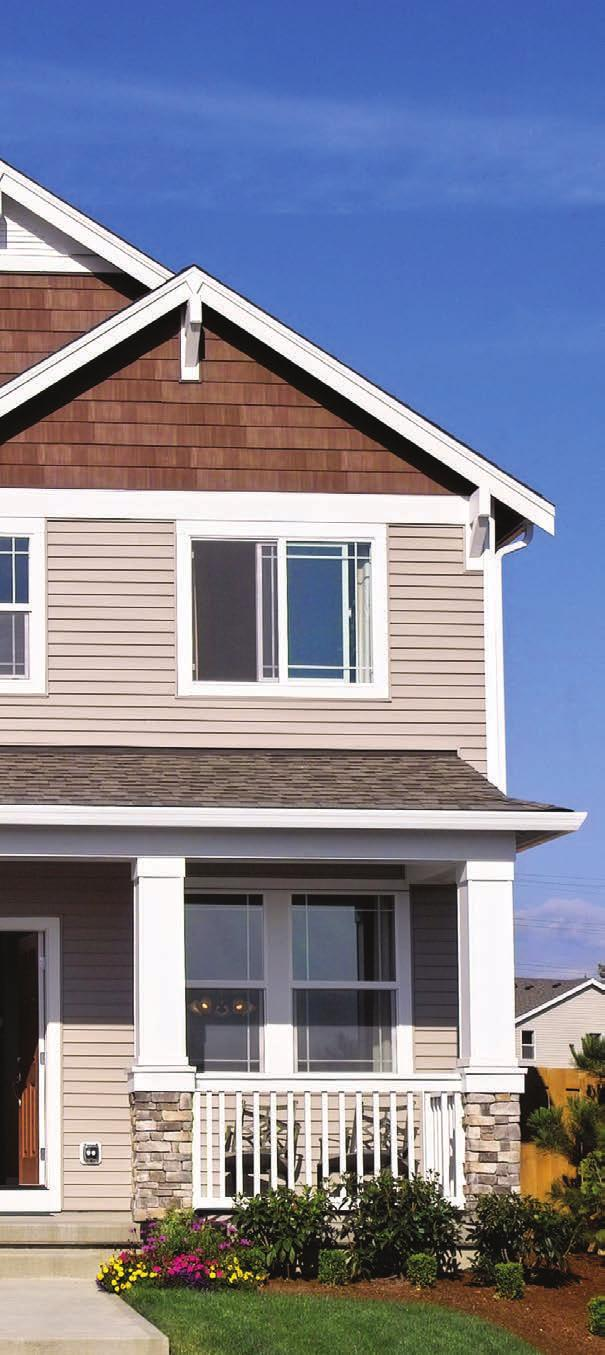 Use awnings, blinds and drapes on sunny windows.