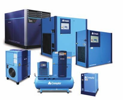 A Gardner Denver Company Innovative Products and Services trust CompAir to supply Intelligent Compressed Air Solutions With over 200 years of