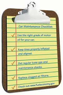 Driving and Car Maintenance T Driving Tips Clear out your Car