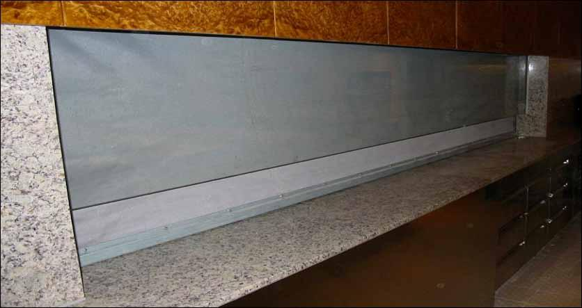 Serving Hatches: Fire Curtain