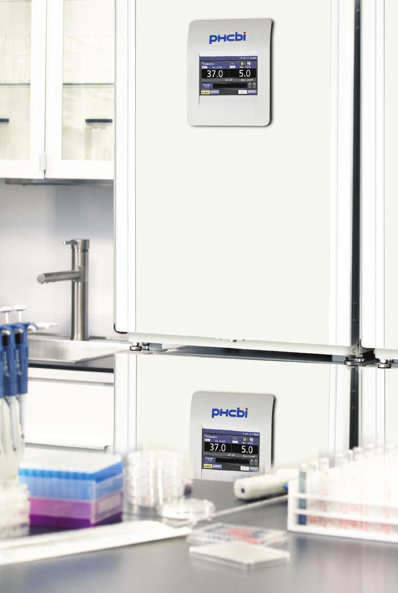 PHCbi Pharmaceutical Solutions offer: Precise
