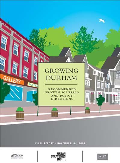 Durham Regional Official Plan - In 2008 Durham Region completed a Growth