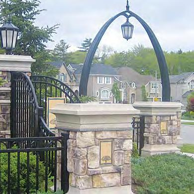 3.1 Architectural Features Goal To create interest, add variety, provide a focal point, and frame views complementary to and subordinate of the Region s designated gateways and entryways.