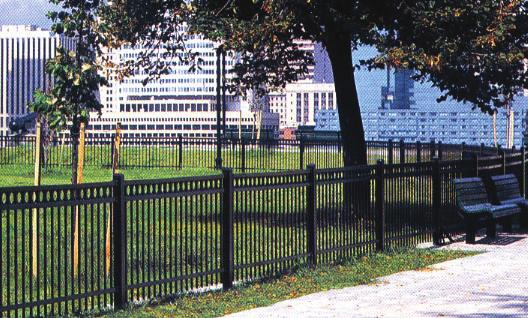 Type: Fences, walls, berms, plantings, or a combination of one or more of the above.