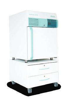 load 40 kg, height 65 mm 60025 HTS drawer of stainless steel with telescopic rails, pulls out up to 70 %, max.