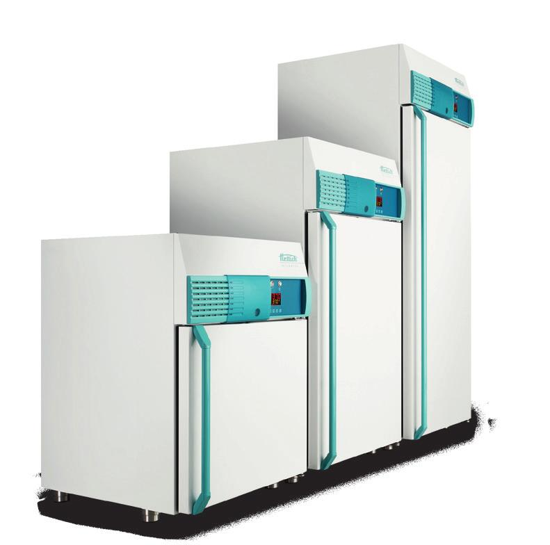 THE HettCube RANGE GET THE MOST OUT OF YOUR INCubatORS.