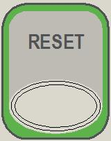 The Several Alarms LED will illuminate when there is more than one zone is in fire or fire/disabled RESET Reset Returns the FACP to its normal default state, by clearing all fire alarm