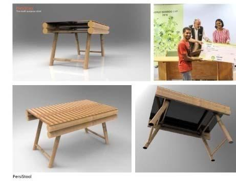 Barla BDES-2012 2016 Second runner up- World Bamboo Day Mani