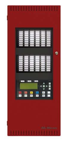 NETWORK FIRE ALARM CONTROL UNIT Description with two optional RAX-1048TZDS modules Mircom s FleX-Net Series is a powerful intelligent networkable fire alarm solution designed with many levels of