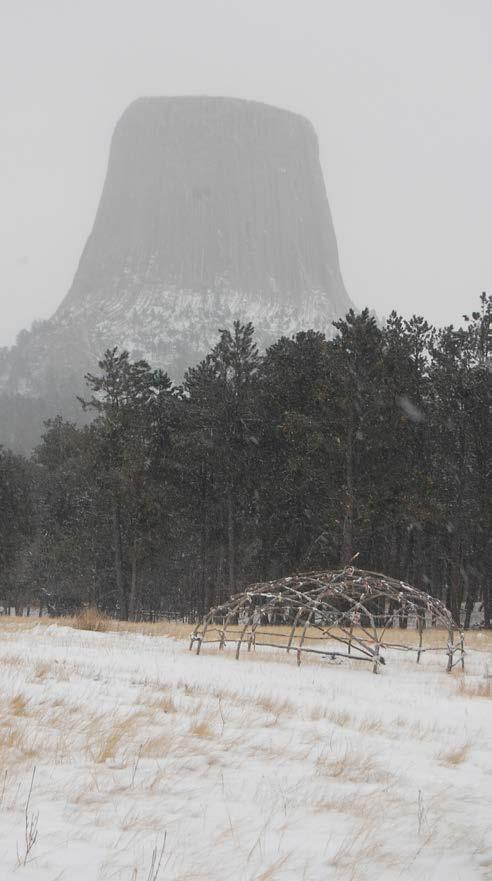 Devils Tower National Monument Part 1: Core Components The core components of a foundation document include a brief description of the park, park purpose, significance statements, fundamental and