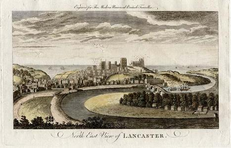 Medieval Lancaster provided a market for the surrounding rural area and the Market Place is referred to from 1314.