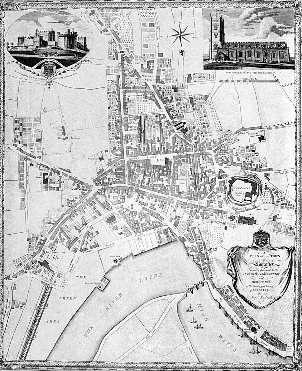 Mackreths plan of 1778