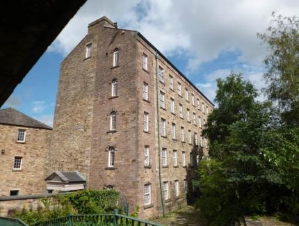 Moor Lane Mill North (1819, adapted for student flats 1989) Lancaster s most important architectural practice was founded by Edmund Sharpe in 1836 which, as Sharpe & Paley and successor firms,