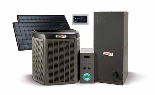 A system beyond compare. Cooling systems from the Dave Lennox Signature Collection deliver even greater efficiency and comfort when combined with other Lennox products in one system.
