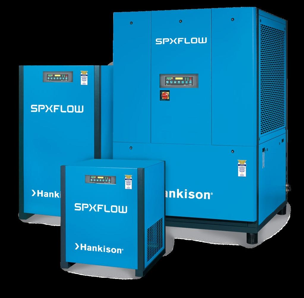Non-Cycling Refrigerated Air Dryers HPRplus
