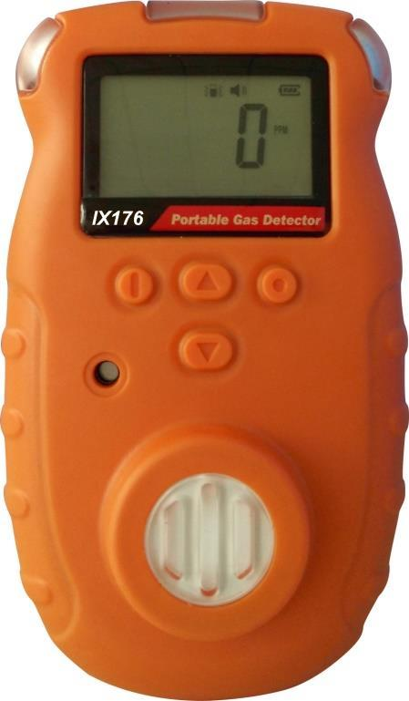 IMR Portable Gas Detector User Manual Read this manual carefully before using this