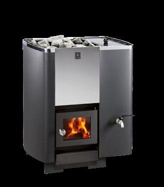 The operating efficiency of our wood burning heaters is unrivalled, and the temperatures of the emitted flue gases are record-low.