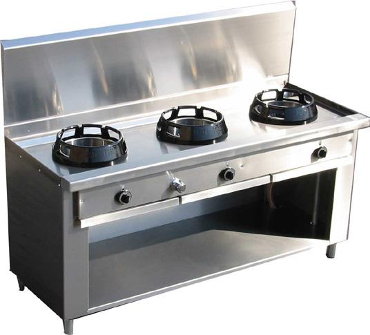 Flammable cooking mediums stored in large quantities suffer in the high temperatures of the kitchen.