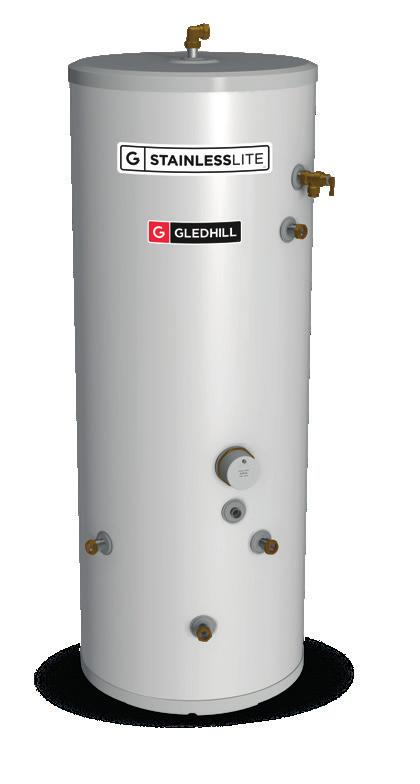 WATER STORAGE CYLINDERS ONE