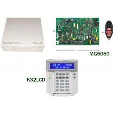 Paradox MG5050R2-Upgrade-LCD Paradox MG5050 upgrade kit with K32LCD keypad Kit Includes