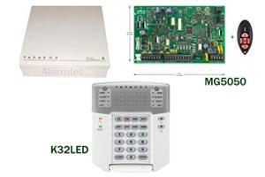 display keypad Paradox MG5050R2-Upgrade-K32LED Paradox MG5050 alarm kit with K32 LED