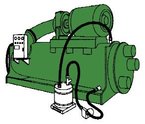 With power cord-to-tank adapters (see below), the TA1 can be used on any tank utilizing a float.