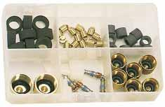 "NH06KIT For replacement/repair of all 1/4"" anti-blow back fittings Quantity NH06KIT 3/8"" Seal Gasket 1/4"" Seal"