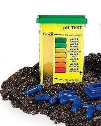 Soil ph ph: measure of acidity or alkalinity of soil Ranges from 1(acid) to 14 (alkaline), 7 is neutral Most
