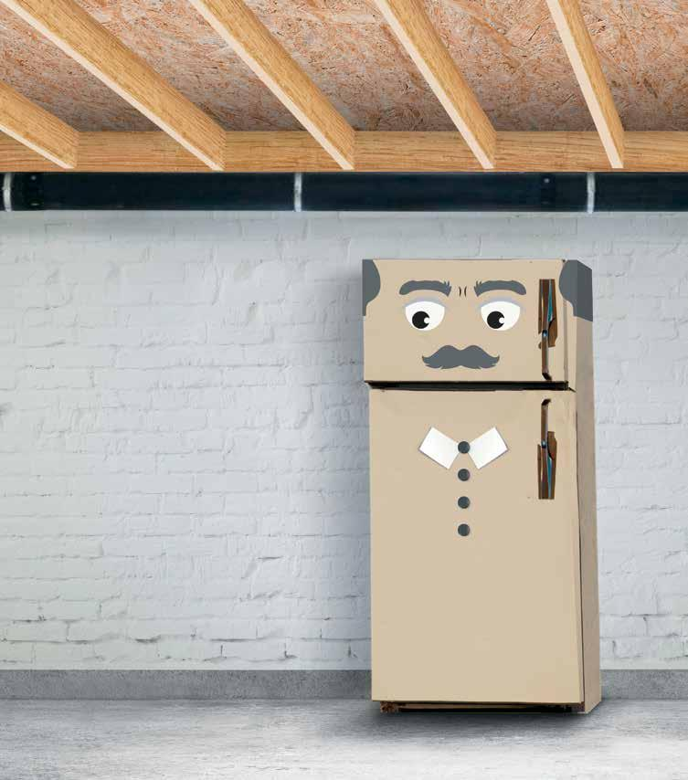 Hey! It s me. I m an old fridge that s wasting a lot of energy. It s time to earn $50 for a little recycling. Appliance recycling Get $50 plus four LED bulbs.