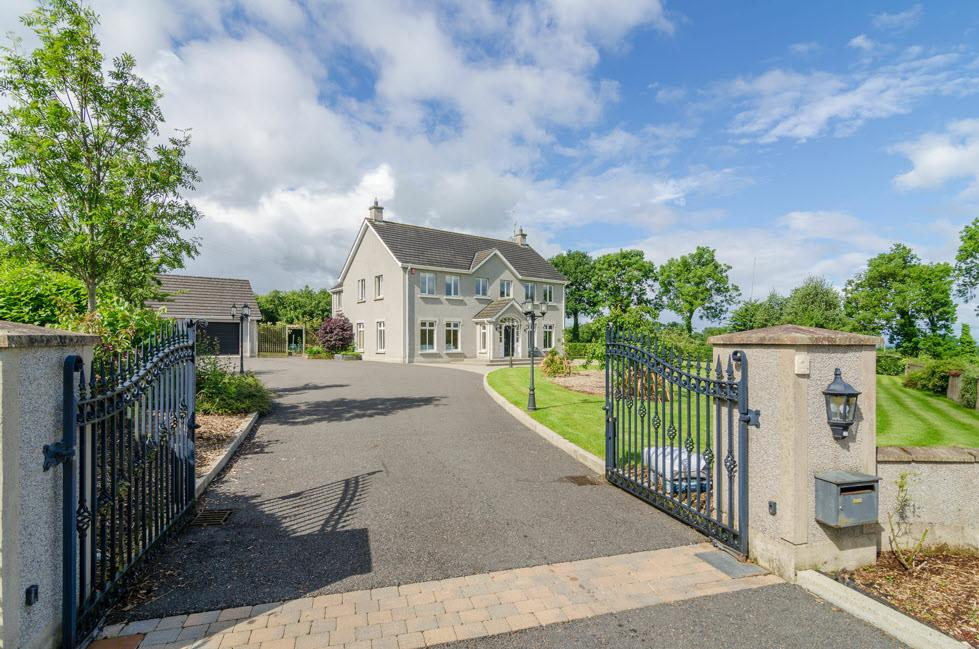 Superb surrounding gardens in good
