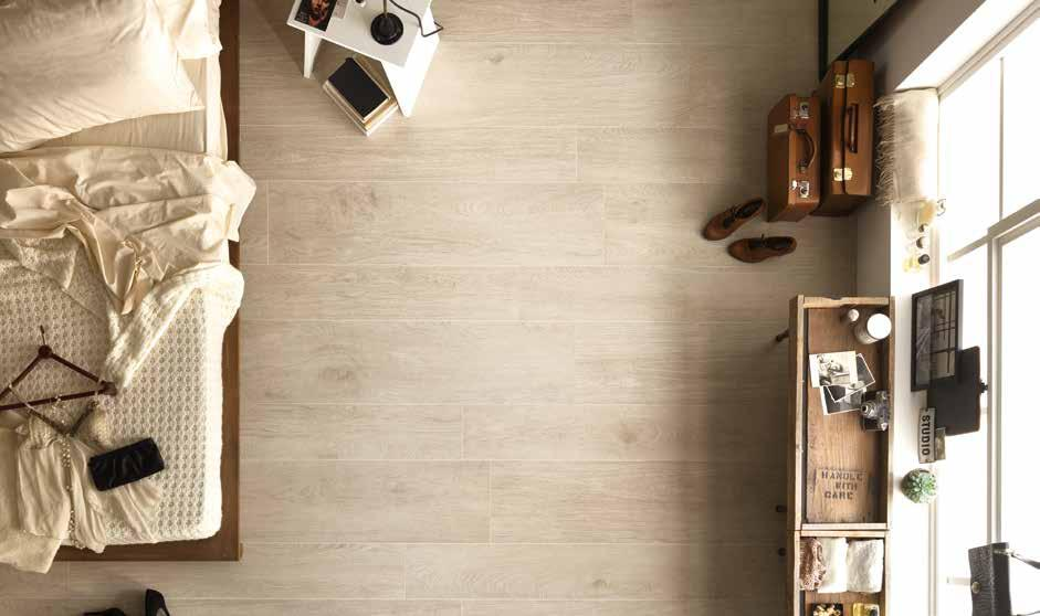 Trendwood PORCELAIN RECTIFIED WOOD EFFECT FLOOR TILES With Trendwood, you can create your own unique personal style living areas