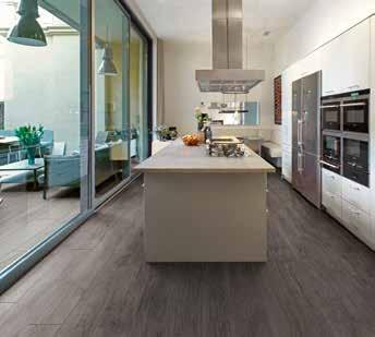 The hardwearing tough porcelain surface makes it easy to look after with effortless cleaning and is ideal for kitchen, bathroom,