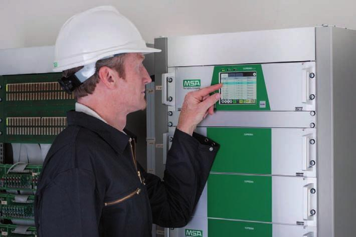 Made-to-Measure Safety SUPREMATouch provides a control system that meets the user s safety requirements.