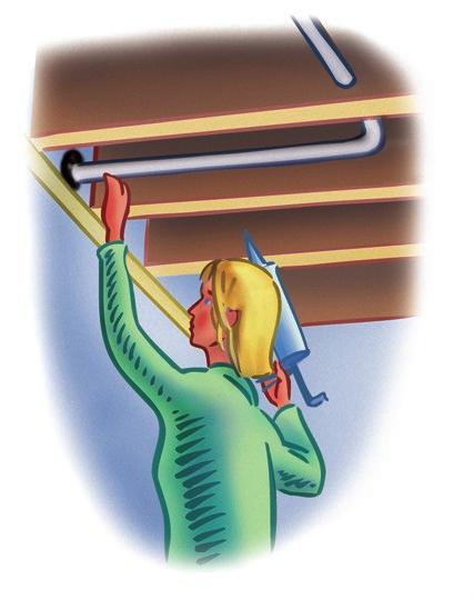 Caulking and weatherstripping In addition to inadequate insulation, air leaks are among the largest sources of energy loss in many homes.
