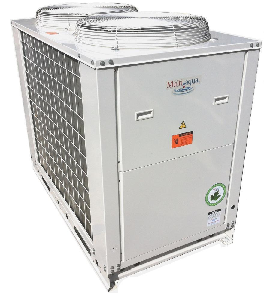 MAC-120HE-03 Air-Cooled Chiller 10 Ton /
