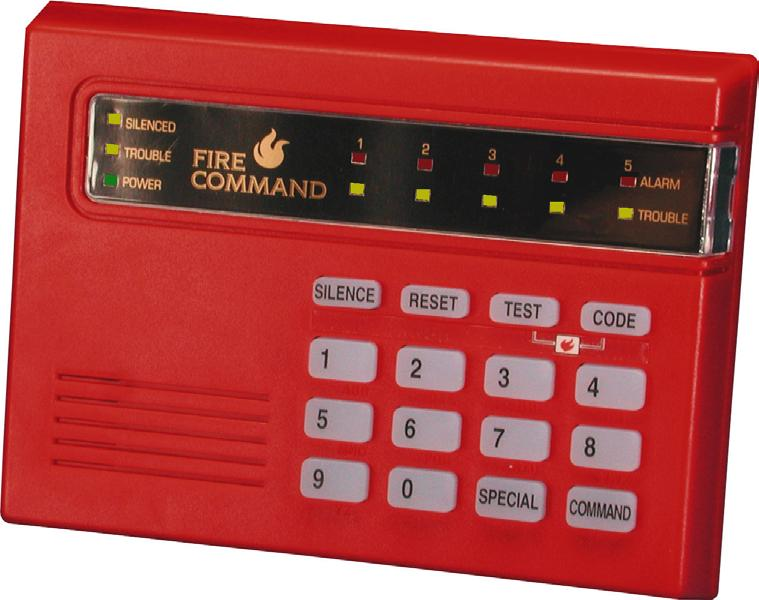 Description The XR5 Fire Command system has been designed with your safety in mind using the latest in computer technology.
