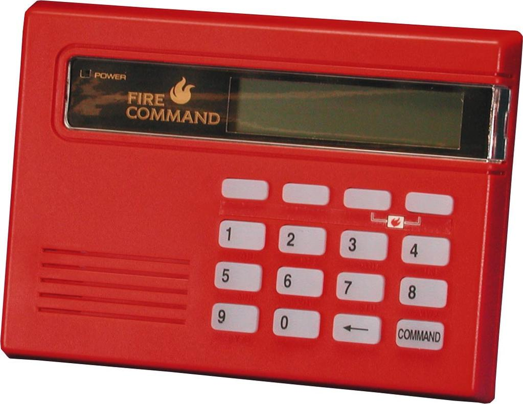 About this User Guide This User Guide will discuss features of the XR5 Fire Command system using both the 690F LCD keypad and the 692F LED keypad.