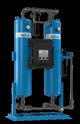 Air and gas purification have been at the core of Xebec adsorption technology since 1967.