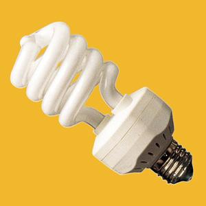 Fluorescent Lamps (CFLs) CFLs lasts up to 10 times longer and use up to 75% less