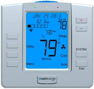 Peak Partners WiFi Thermostats