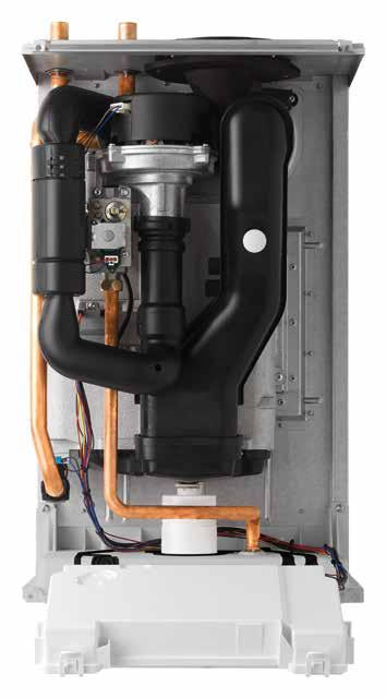 12 ESIOM 3 ESIOM 3 13 regular boiler The regular boiler has been designed with quality in mind.