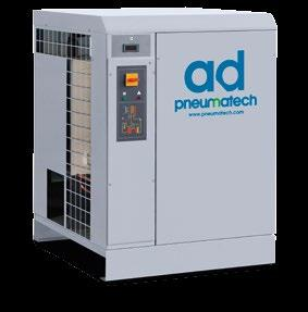 Cycling Refrigerated Dryers Pneumatech cycling dryers are cycle based on the relative humidity and keep a much more stable dewpoint than traditional thermal mass type cycling dryers.