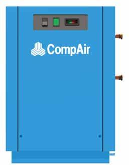 CNC Value CompAir leads the way in providing value to our customers We looked beyond the typical refrigerated air dryer and designed a Compressed Air Treatment System!