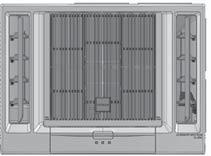 MODEL RA-0LDF RA-3LDF WINDOW TYPE ROOM AIR CONDITIONER OPERATION AND INSTALLATION MANUAL AIR DEFLECTORS VERTICAL DEFLECTORS Vertical de ectors at both sides of outlets can be set to either auto-swing